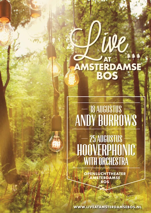Poster for Live At Amsterdamse Bos