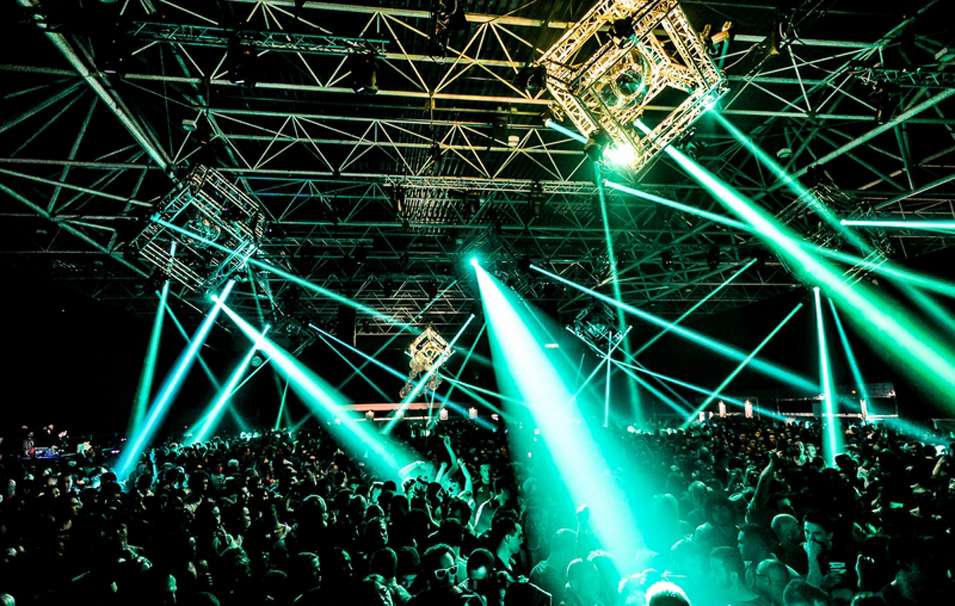 Time Warp Netherlands, the essence of underground techno