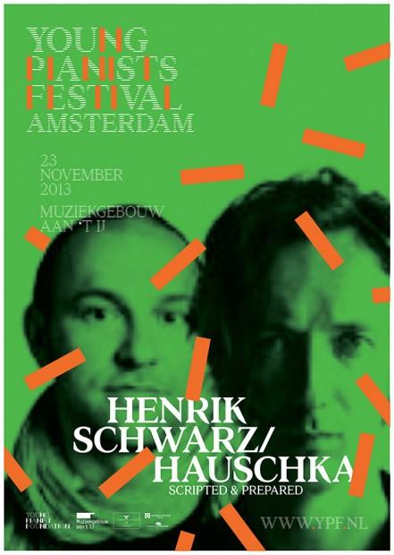 YPF - Schwarz Hauschka poster