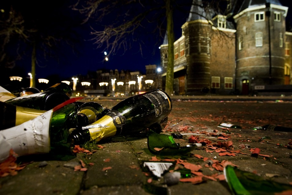 Next Monday's Hangover: NYE & NYD in Amsterdam