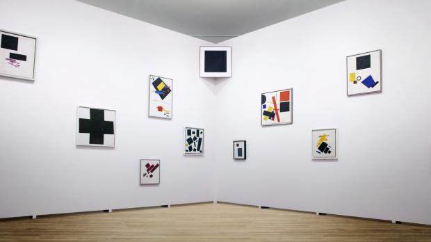 Malevich in Stedelijk