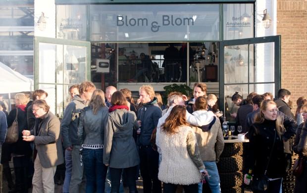 Blom & Blom Store Opening
