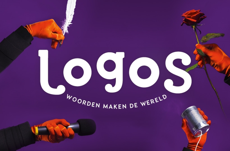 Become a word wizard at Logos Festival