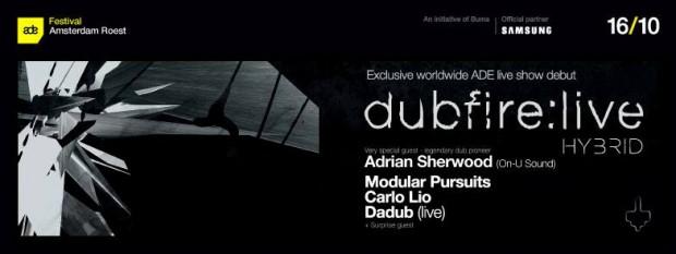 Dubfire live