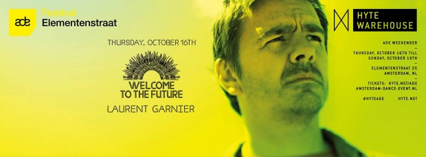 Next Monday's Hangover: ADE Thursday | HYTE Warehouse, TAPE
