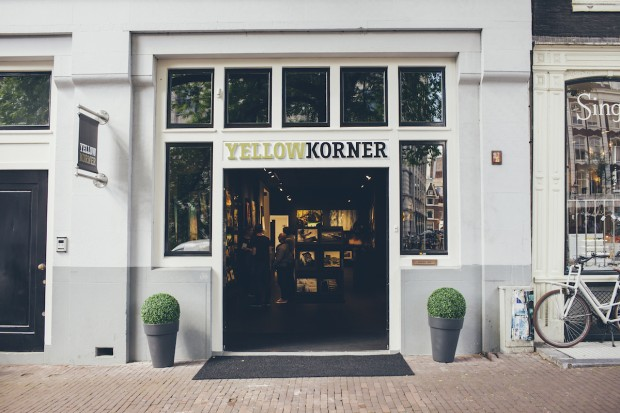 YellowKorner Gallery Amsterdam