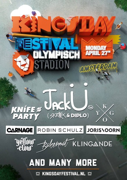 kingsday festuval