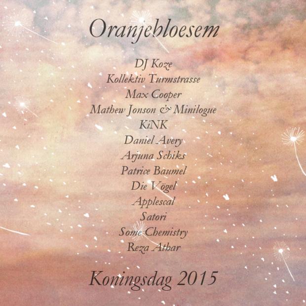 oranjebloesem 2015