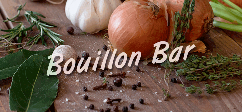 Bouillon Bar launches at Cafe Struik