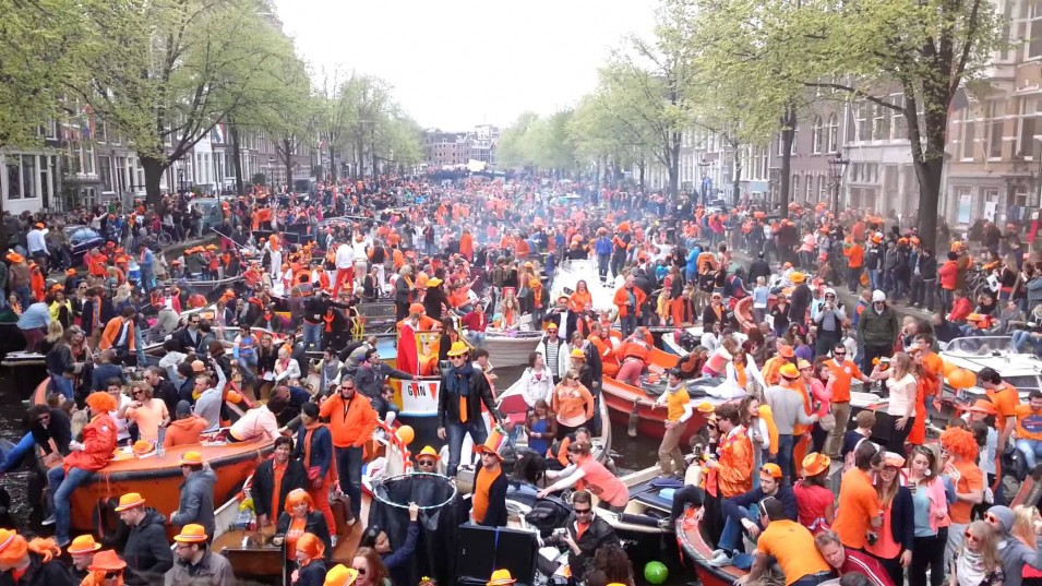 Worth Your Dam Hangover - King's Night and King's Day