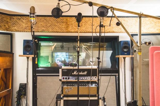 Converse Rubber Tracks Studio Amsterdam