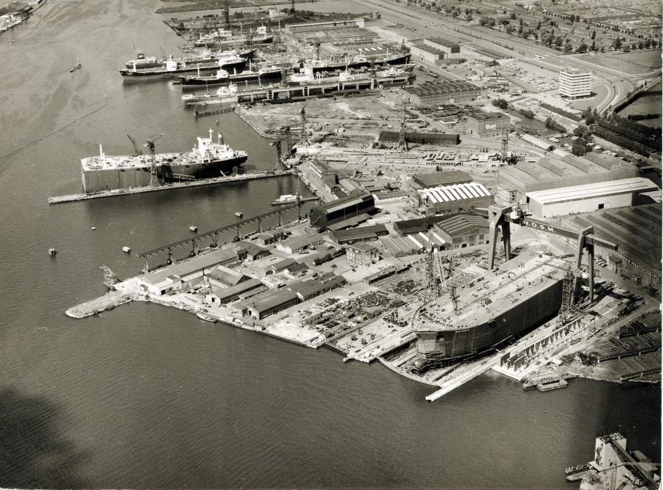 Dive into NDSM's waterfront past