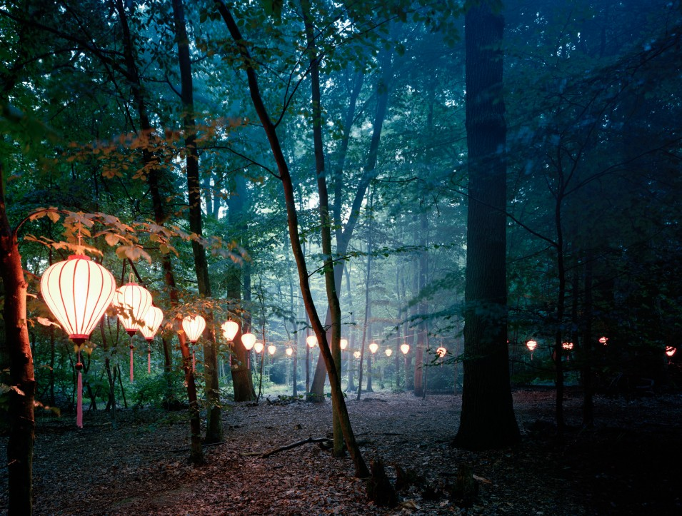 The new and alternative Amsterdam Woods Festival