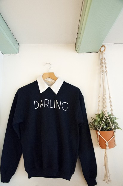Darling webshop sweater
