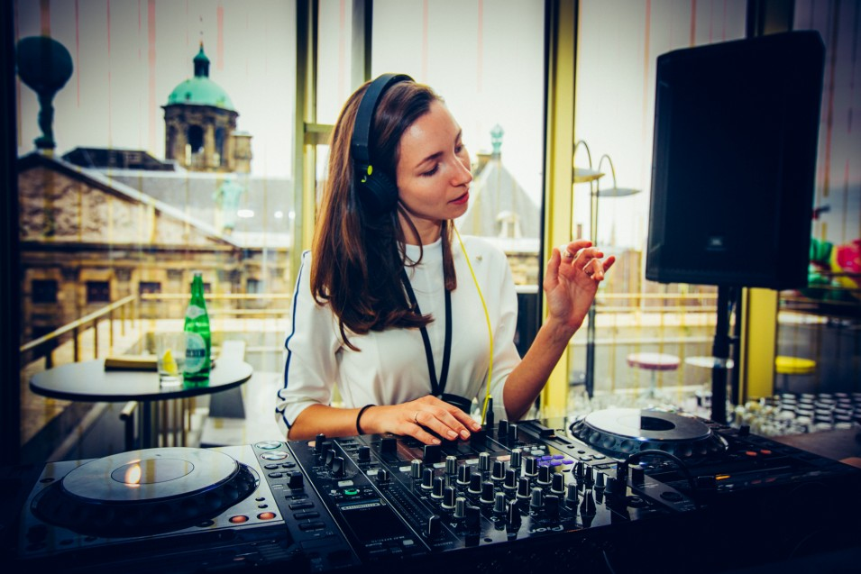 Mixtape Monday: Sober Party Mix by Kristina Dolgova