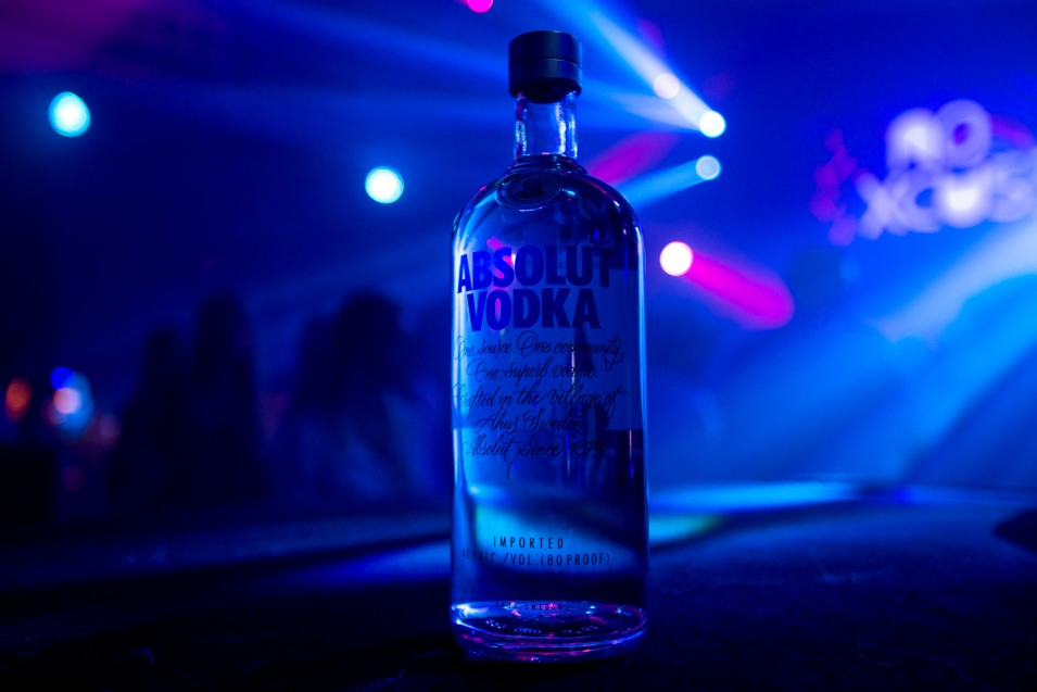 The Absolut visual ADE experience