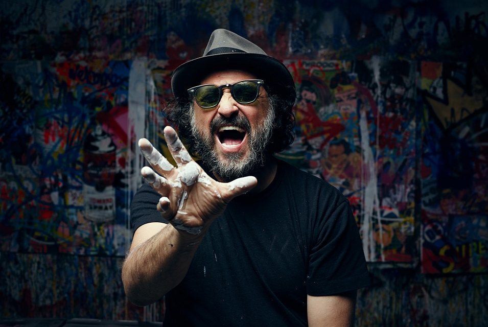 Amsterdam is Beautiful according to Mr. Brainwash