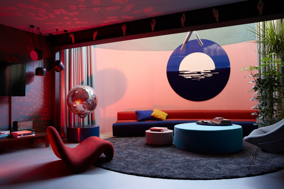 The Student Hotel opens boutique-styled Play Room