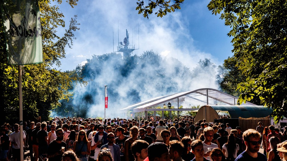 Another salvo of all-star artists at Dekmantel's 5th festival