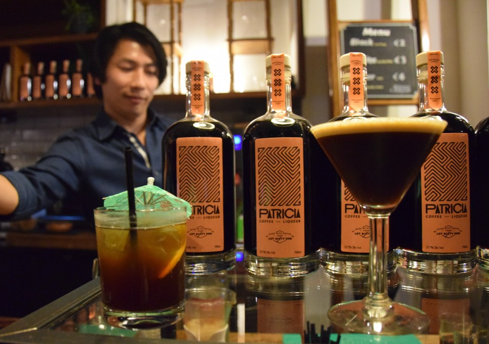 A taste experience at Lot Sixty One with Patricia Coffee Liqueur
