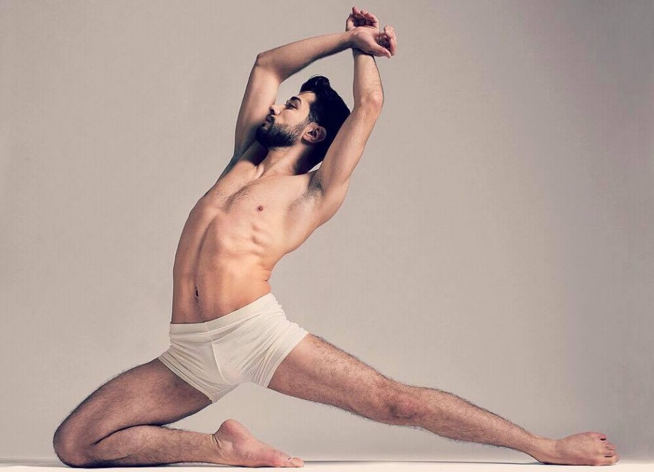 Syrian dancer Ahmad Joudeh finds hope in the National Opera Ballet