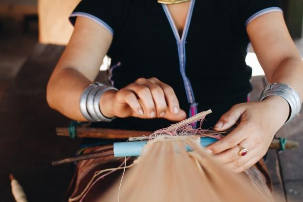 Weaving - Ways of Change